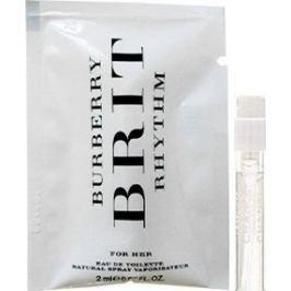 Burberry Brit Rhythm for Her toaletní voda 2 ml s rozprašovačem, Vialka