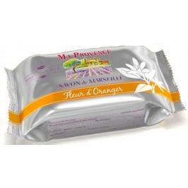 Ma Provence Bio Pomerančový květ pravé Marseille toaletní mýdlo 100 g