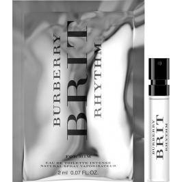 Burberry Brit Rhythm for Men toaletní voda 2 ml s rozprašovačem, Vialka
