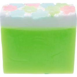 Bomb Cosmetics Zelená louka Přírodní glycerinové mýdlo 100 g