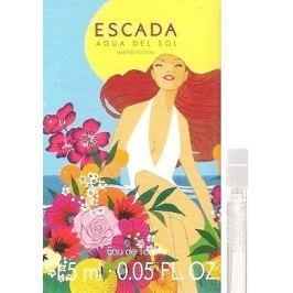 Escada Agua del Sol toaletní voda pro ženy 1,5 ml, Vialka