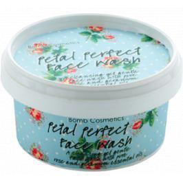 Bomb Cosmetics Sametový šípek Přírodní pleťová emulze na mytí obličeje ručně vyrobena 210 ml