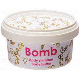 Bomb Cosmetics Lesklé tělo Přírodní tělové máslo ručně vyrobeno 200 ml