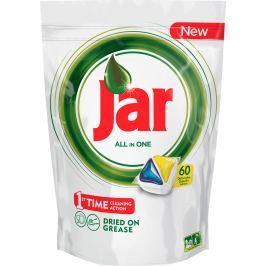 Jar All in One Lemon kapsle do myčky nádobí 60 kusů