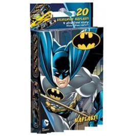 Batman Náplasti sterilní pro děti 20 kusů