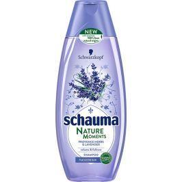 Schauma Nature Moments Provensálské byliny a levandule pro objem a plnost šampon na vlasy 400 ml