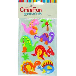 CreaFun Dino PVC 18 x 11 cm