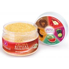 Dermacol Aroma Ritual Jablko a skořice Hřejivý tělový peeling 200 g