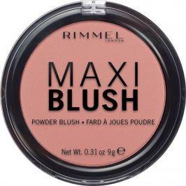 Rimmel London Maxi Blush tvářenka 006 Exposed 9 g