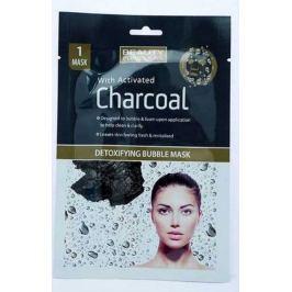 Beauty Formulas Charcoal Detox Aktivní černé uhlí bublinková pleťová maska