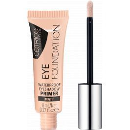 Catrice Eye Foundation Waterproof Eyeshadow Primer podklad pod oční stíny 010 As Strong As You Are 8 ml