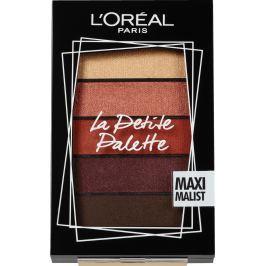 Loreal Paris La Petite Minipaletka oční stíny č. 01 Maximalist 5 x 0,8 g