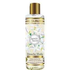 Jeanne en Provence Jasmin Secret - Tajemství Jasmínu výživný sprchový olej 250 ml