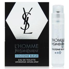 Yves Saint Laurent L Homme Cologne Bleue toaletní voda pro muže 1,2 ml s rozprašovačem, Vialka