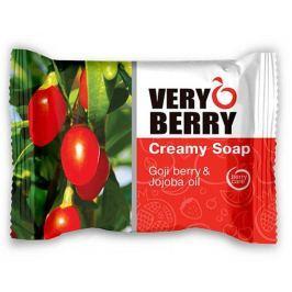 Very Berry Goji Berry & Jojoba Oil - Gója a jojobový olej toaletní mýdlo s esencemi 100 g