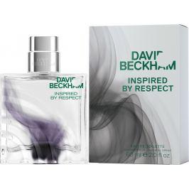 David Beckham Inspired by Respect toaletní voda pro muže 60 ml