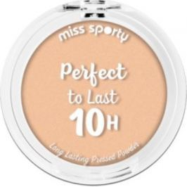Miss Sporty Perfect to Last 10H pudr 001 9 g
