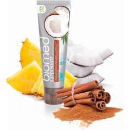 Biomed Superwhite přírodní kokosový olej zubní pasta 100 g
