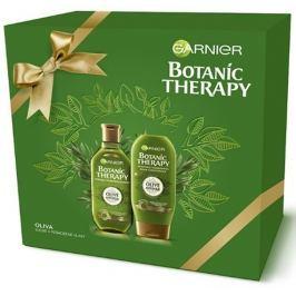 Garnier Botanic Therapy Olive Mythique šampon pro suché a poškozené vlasy 250 ml + Botanic Therapy Olive Mythique balzám pro suché a poškozené vlasy 200 ml, kosmetická sada