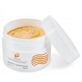Aromatica Bebutter Bio Rakytník s pomerančem šlehané bambucké máslo pro regeneraci pokožky 200 ml