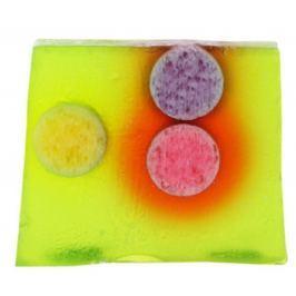 Bomb Cosmetics Vánoční bubliny - Christmas Baubles Přírodní glycerínové mýdlo 100 g