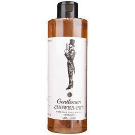 Bohemia Gifts & Cosmetics Gentleman extrakt z pivních kvasnic sprchový gel 250 ml