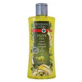 Bohemia Gifts Olivový olej šampon na vlasy 250 ml