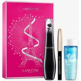 Lancome Grandiose řasenka 01 Noir Mirifique 10 ml + Bi-Facil odličovač očí 30 ml + Mini Crayon Khol tužka na oči 01 Noir 0,7 g, kosmetická sada 2018