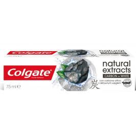 Colgate Natural Extracts Charcoal + White zubní pasta 75 ml