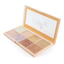Makeup Revolution Soph Highlighter paletka rozjasňovačů 8 x 2 g
