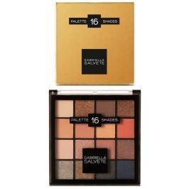 Gabriella Salvete Eyeshadow Palette paletka 16 očních stínů 20,8 g