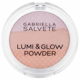 Gabriella Salvete Lumi & Glow Powder rozjasňující pudr pro všechny typy pleti 02 9 g
