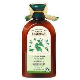 Green Pharmacy Kopřiva a Olej z kořenů lopuchu kondicionér pro normální vlasy 300 ml
