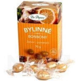 Dr. Popov Bonbony Zázvor a pomeranč pro zdravé mlsání 70 g