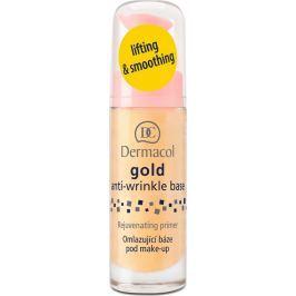 Dermacol Gold Anti-Wrinkle Base báze pod make-up 20 ml
