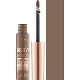 Catrice Brow Colorist Semi-Permanent Brow Mascara řasenka na obočí 015 Soft Brunette 3,8 ml