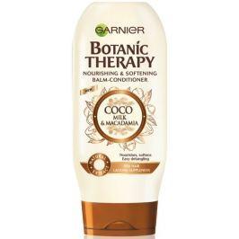 Garnier Botanic Therapy Coco Milk & Macadamia vyživující balzám pro suché a hrubé vlasy 200 ml