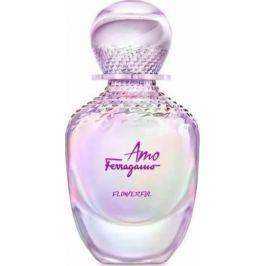 Salvatore Ferragamo Amo Ferragamo Flowerful toaletní voda pro ženy 100 ml Tester