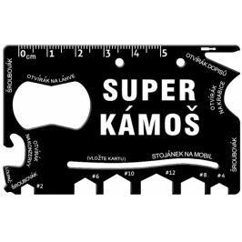 Albi Multinářadí do peněženky Super kámoš 8,5 cm x 5,3 cm x 0,2 cm