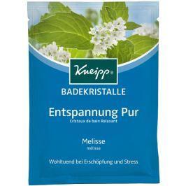 Kneipp Dokonalý odpočinek sůl do koupele, působí blahodárně při vyčerpání a stresu 60 g