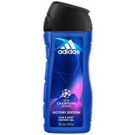 Adidas UEFA Champions League Victory Edition sprchový gel pro muže 250 ml