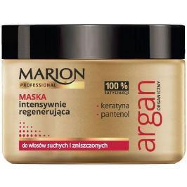 Marion Professional Intensive Revitalising Arganový olej revitalizační arganová maska pro suché a poškozené vlasy 450 g