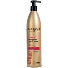 Marion Professional Intensive Regeneration Arganový olej regenerační šampon pro suché a poškozené vlasy 400 g
