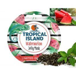Marion Tropical Island Watermelon - Vodní meloun želatinová pleťová maska 10 g