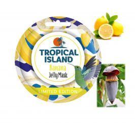 Marion Tropical Island Banana želatinová pleťová maska 10 g