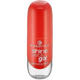 Essence Shine Last & Go! lak na nehty 15 Heatwave 8 ml