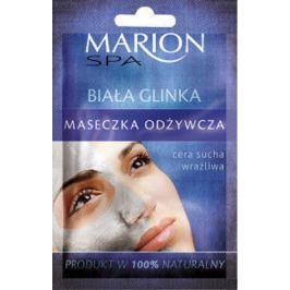 Marion Spa vyživující maska s bílým jílem pro suchou, normální a citlivou pokožku 8 g