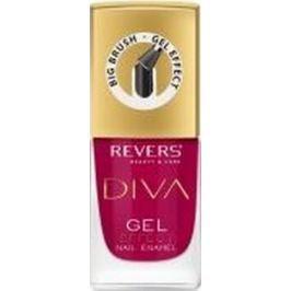 Revers Diva Gel Effect gelový lak na nehty 118 12 ml