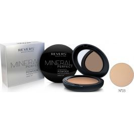 Revers Mineral Perfect Powder kompaktní pudr 03, 8 g
