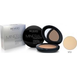 Revers Mineral Perfect Powder kompaktní pudr 01, 8 g